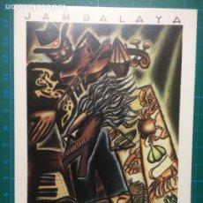 Fotos de Cantantes: POSTAL JAMBALAYA - HITA - SOLO BLUES 3 - D.L.M. 16.018- 1989 - JOMAGAR POSTCARD. Lote 216936487