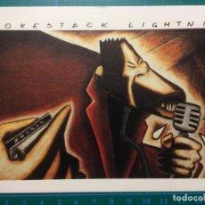 Fotos de Cantantes: POSTAL SMOKESTACK LIGHTNIN´ - HITA - SOLO BLUES 5 - D.L.M. 16.020- 1989 - JOMAGAR POSTCARD. Lote 216936643