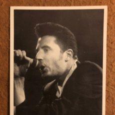 Fotos de Cantantes: LOQUILLO (LOS TROGLODITAS). POSTAL SIN CIRCULAR CONCIERTO PABELLÓN LA CASILLA (BILBAO) EN 1985.. Lote 216936675