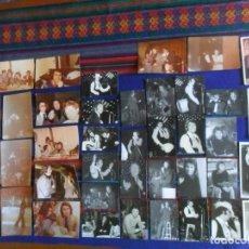 Fotos de Cantantes: LOTE 40 FOTO BARBOSA ORIGINAL CANTANTE RAPHAEL AÑO 1976 XV ANIVERSARIO ARTÍSTICO. CLEOFÁS, TVE RARAS. Lote 217524666