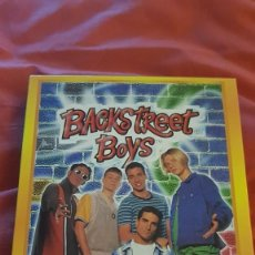 Fotos de Cantantes: FOTO ALBUM POSTALES BACKSTREET BOYS 1997. Lote 217533111