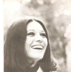 Fotos de Cantantes: POSTAL PROMOCIONAL TERESA RABAL. BELTER.. Lote 218063842