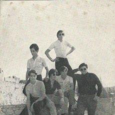 Foto di Cantanti: CONJUNTO EXPANSION GUPO MUSICAL DE TARRAGONA AÑOS 60. Lote 218882633