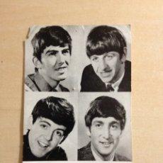 Fotos de Cantantes: BEATLES - POSTAL DE PROMOCIÓN DISCOS ODEON ESPAÑA 1964. Lote 218932073