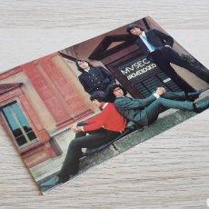 Fotos de Cantantes: TARJETA POSTAL THE CHEYENES, FOTO: SEGUI, OSCARCOLOR PRINTED IN SPAIN, 15 X 10 CMS.. Lote 221169455