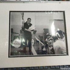 Fotos de Cantantes: FOTO DUKE ELLINGTON ORIGINAL HECHA EN 1959 8X10. Lote 221552668