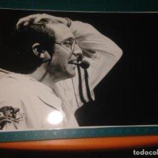 Fotos de Cantantes: EMILIO ARAGÓN EN CONCIERTO - FOTO ORIGINAL- ELOY ALONSO 15,5X26 CMS. Lote 221809520