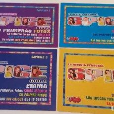 Fotos de Cantantes: SPICE GIRLS REVISTA PERSONAL ESPECIALES SÚPER POP. Lote 217537831