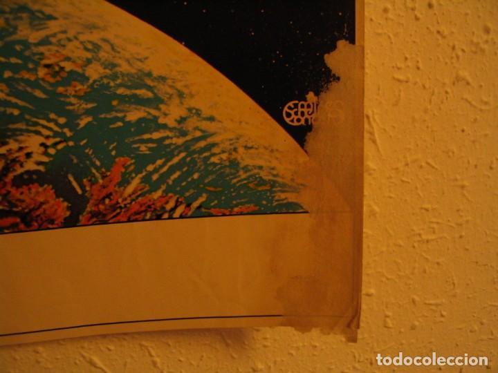 Fotos de Cantantes: RAINBOW DEF LEPPARD CARTEL ORIGINAL ALEMANIA GIRA 1981 TOUR 84X66 - Foto 5 - 227570470