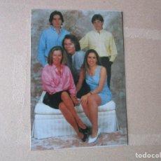 Fotos de Cantantes: 2 FOTOS DE RAHAEL Y FAMILIA VER LA ADICIONAL. Lote 235341015