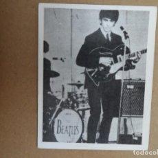 Fotos de Cantantes: THE BEATLES CROMO Nº 67 EDITORIAL BRUGUERA 1966 ORIGINAL NUEVO. Lote 236456495