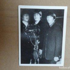 Fotos de Cantantes: THE BEATLES CROMO Nº 73 EDITORIAL BRUGUERA 1966 ORIGINAL NUEVO. Lote 236456730