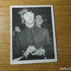 Fotos de Cantantes: THE BEATLES CROMO Nº 82 EDITORIAL BRUGUERA 1966 ORIGINAL NUEVO. Lote 236457105