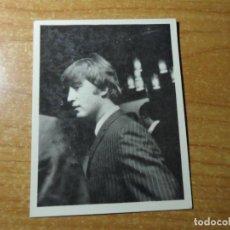 Fotos de Cantantes: THE BEATLES CROMO Nº 89 EDITORIAL BRUGUERA 1966 ORIGINAL NUEVO. Lote 236457400