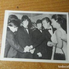 Fotos de Cantantes: THE BEATLES CROMO Nº 95 EDITORIAL BRUGUERA 1966 ORIGINAL NUEVO. Lote 236457750