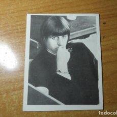 Fotos de Cantantes: THE BEATLES CROMO Nº 8 EDITORIAL BRUGUERA 1966 ORIGINAL NUEVO. Lote 236793025