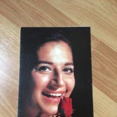 Fotos de Cantantes: JUANITA REINA Y CARACOLILLO FELICITACIÓN NAVIDEÑA AUTÓGRAFO. Lote 239844290