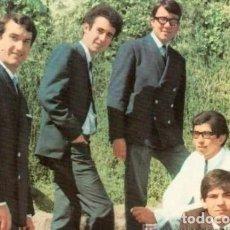 Foto di Cantanti: POSTAL * LOS PUMAS * 1966. Lote 240875190