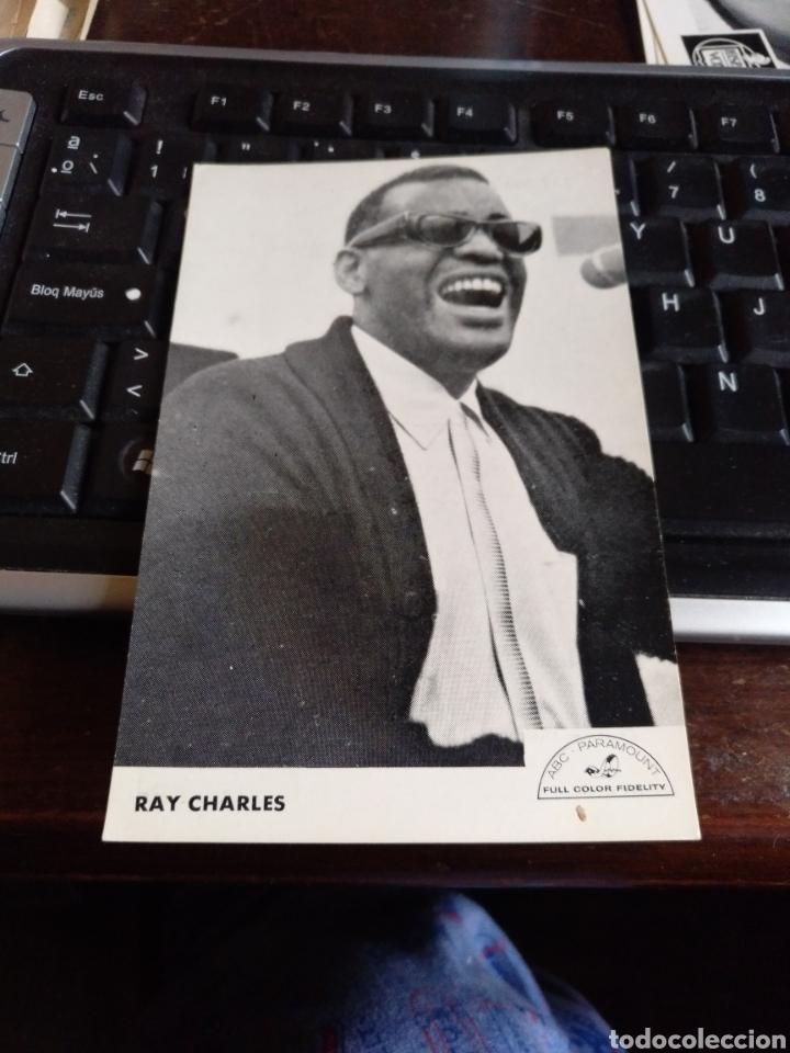 RAY CHARLES (Música - Fotos y Postales de Cantantes)