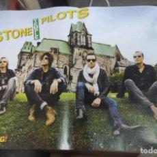 Fotos de Cantantes: POSTER STONE TEMPLE PILOTS / LACRIMOSA TAMAÑO A3 (29X42 CM). Lote 244606400
