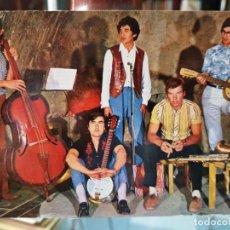 Fotos de Cantantes: ANTIGUA POSTAL GRUPO MUSICA CATALAN JUVENT'S. Lote 246488975