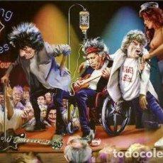 Fotos de Cantantes: ROLLING STONES - GERIATRIC TOUR (POSTER). Lote 246526115