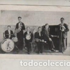 Fotos de Cantantes: VIEJA TARJETA D LA ORQUESTINA - MAR I CEL - ORQUETA REFORMADA DE FONT - JOAN BOVÉ JOSEP FONT. Lote 249173225