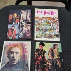 Photos de Chanteurs et Chanteuses: SEX PISTOLS :LOTE DE 8 POSTALES ANTIGUAS IMPORTADAS+REGALO-GRAN OPORTUNIDAD COLECCIONISTAS. Lote 253477070