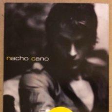 Fotos de Cantantes: NACHO CANO, LA AVENTURA DE LA VIDA (2001). TARJETA PROMOCIONAL DISCOGRÁFICA. MECANO. Lote 164312546