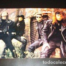 Fotos de Cantantes: POSTER HEROES DEL SILENCIO MC HAMMER 43 X 29 K024. Lote 255143165