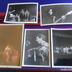 Fotos de Cantantes: 5 FOTO ORIGINAL SANTANA PRIMER CONCIERTO EN MADRID 6 DICIEMBRE 1973 TEATRO MONUMENTAL. HISTÓRICAS.. Lote 256159185