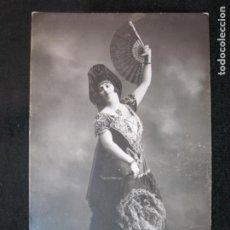 Fotos de Cantantes: ARTISTA-SELLO EN SECO A.ESPLUGAS FOTOGRAFO-POSTAL FOTOGRAFICA-VER FOTOS-(80.592). Lote 262632280