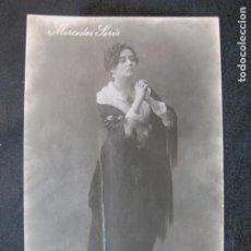 Fotos de Cantantes: MERCEDES SEROS-FOTOGRAFICA-POSTAL ANTIGUA-VER FOTOS-(80.596). Lote 262632760