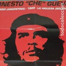 Fotos de Cantantes: POSTER DE CONCIERTO HOMENAJE AL CHE GUEVARA. Lote 262647370