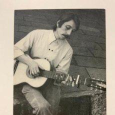 Fotos de Cantantes: ANTIGUA POSTAL BELTER. BERNARDO XOSE. IMPECABLE. Lote 273080643