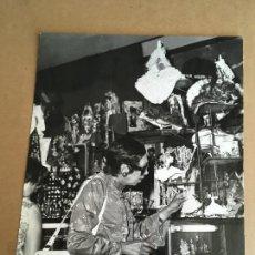 Photos de Chanteurs et Chanteuses: JOSEPHINE BAKER FOTO ORIGINAL ANTIGUA. Lote 275713813