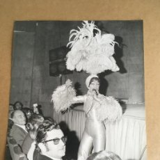 Photos de Chanteurs et Chanteuses: JOSEPHINE BAKER FOTO ORIGINAL ANTIGUA. Lote 275713908