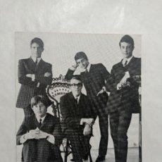 Fotos de Cantantes: DISCOS VERGARA LOS SIREX DISCOGRAFÍA. ORIGINAL NO COPIA. REF.AUTO. Lote 276795258