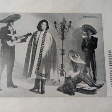 Foto di Cantanti: CUARTETO CANDILEJAS ELCHE 1961, BORIGINAL NO COPIA. REF.AUTO. Lote 276819058