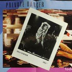 Fotos de Cantantes: FOTOGRAFIA + LIBRITO PRIVATE DANCER - TINA TURNER - TOUR 1985 -. Lote 286486938