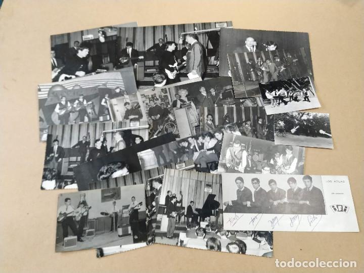 18 FOTOS DEL GRUPO LOS ATILAS (Música - Fotos y Postales de Cantantes)