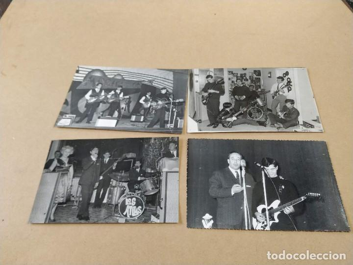 Fotos de Cantantes: 18 FOTOS DEL GRUPO LOS ATILAS - Foto 5 - 286692643