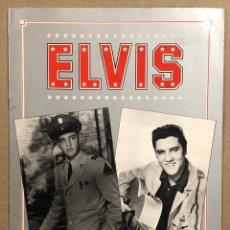 Fotos de Cantantes: ELVIS PRESLEY 20 CLASSIC PICTURE POSTCARDS. LIBRETO CON 20 POSTALES SIN CIRCULAR.. Lote 287111063
