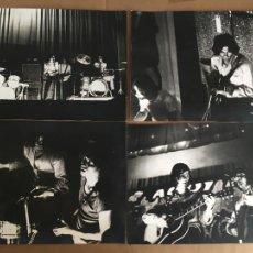 Foto di Cantanti: MAQUINA 4 FOTOS ORIGINALES ANTIGUAS DEL GRUPO DE MUSICA PROGRESIVA AÑOS 60. Lote 288186053