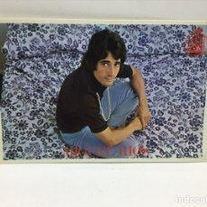 Fotos de Cantantes: FOTO - POSTAL - MIGUEL RIOS - HISPAVOX 1971 - DISCOGRAFIA AL DORSO. Lote 289882983