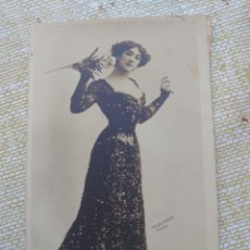 Fotos de Cantantes: BELLA OTERO POSTAL 9 X 13 CTMS.... Lote 291837123