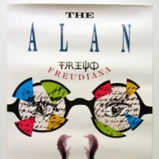 """Fotos de Cantantes: THE ALAN PARSONS PROJECT """"FREUDIANA"""" (1990). CARTEL PROMOCIONAL DEL ÁLBUM.. Lote 290941658"""
