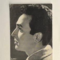Fotos de Cantantes: ANTONIO AMAYA, POSTAL PUBLICIDAD.. EXCLUSIVAMENTE EN DISCOS ODEON EMI (A.1965). Lote 295412353