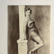 Fotos de Cantantes: MARILYN MONROE, POSTAL CP 350, CANTANTES.. EDITA. DELTA PRODUCTIONS. FRANCIA (H.1990?) S/C. Lote 295415203