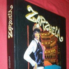 Libretos de ópera: ZARZUELA XV FESTIVAL DE TEATRO LÍRICO ESPAÑOL OVIEDO 2008. Lote 17030304